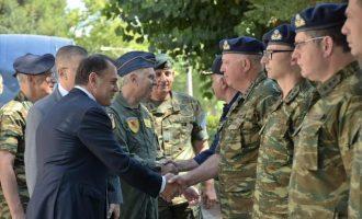 Νίκος Παναγιωτόπουλος: Στόχος μια ισχυρή και τρομακτική ομπρέλα ασφαλείας πάνω από την Ελλάδα