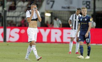 Europa League: Η Σλόβαν Μπρατισλάβας άφησε εκτός Ευρώπης τον ΠΑΟΚ