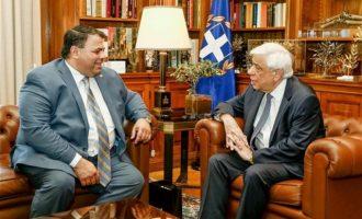 Παυλόπουλος σε Τουρκία: Να σεβαστεί τα σύνορα και την ΑΟΖ Ελλάδας και Κύπρου