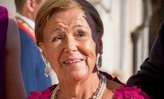 Πέθανε από καρκίνο η πριγκίπισσα Χριστίνα της Ολλανδίας
