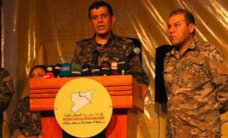 Οι Κούρδοι (SDF) αποκάλυψαν τη συμφωνία ΗΠΑ-Τουρκίας για «ζώνη ασφαλείας» στο συριακό Κουρδιστάν
