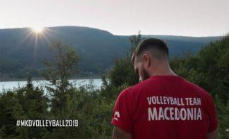 Παραβίαση της Συμφωνίας των Πρεσπών – Η εθνική ομάδα βόλεϊ ως σκέτο «Μακεδονία»