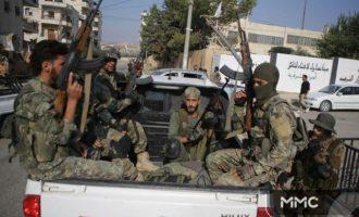 Ο συριακός στρατός απελευθέρωσε τη Χαν Σεϊχούν από τους τζιχαντιστές