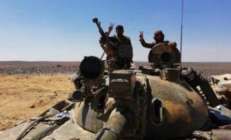 Αποσύρθηκαν οι τζιχαντιστές από τη Χαν Σεϊχούν – Ο συριακός στρατός περικύκλωσε τουρκική βάση