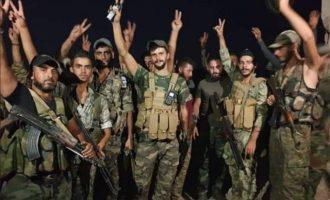 Έκκληση της Γαλλίας για τερματισμό των μαχών στην Ιντλίμπ της βορειοδυτικής Συρίας