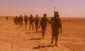 Το Ισλαμικό Κράτος αιχμαλώτισε σε ενέδρα τρεις Φρουρούς της Επανάστασης