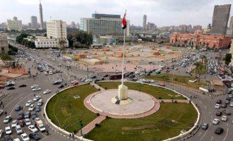 Σε τουριστικό προορισμό μετατρέπεται η Πλατεία Ταχρίρ της Αιγύπτου