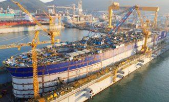 Μέγα το της Θαλάσσης Κράτος: Η ελληνική ναυτιλία αντιπροσωπεύει το 53% του στόλου της ΕΕ και το 21% παγκοσμίως