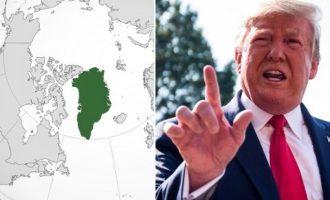 Ο Τραμπ θέλει να αγοράσει τη Γροιλανδία από τη Δανία