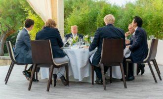 Ανοιχτός στην επανένταξη της Ρωσίας στους G7 ο Ντόναλντ Τραμπ