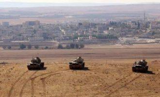 Αρμένιοι και Τουρκμένοι της βόρειας Συρίας λένε «όχι» σε εισβολή Ερντογάν στη γη τους