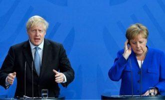 Η Μέρκελ «γείωσε» Τζόνσον: Δεν έδωσα περιθώριο 30 ημερών για το Brexit