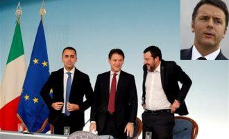 Ιταλία: «Ζυμώσεις» για αποφυγή πρόωρων εκλογών – Ο ρόλος Ρέντσι