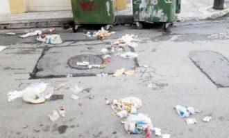Απίστευτο τροχαίο στο Καματέρο: Σκοτώθηκε από αυτοκίνητο την ώρα που πετούσε σκουπίδια