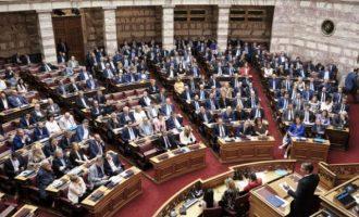 Ψηφίστηκε στη Βουλή με τις ψήφους της ΝΔ η ισοδυναμία των πτυχίων των κολλεγίων