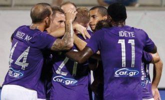 Europa League: Παλικαρίσια πρόκριση για τον Άρη 1-0 την Λεμεσό