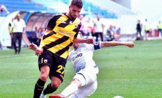 Europa League: Κλείδωσε την πρόκριση η ΑΕΚ – Κέρδισε 2-0 την Κραϊόβα στη Ρουμανία