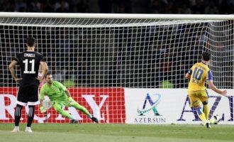 Champions League: Μεγάλη πρόκριση στα πλέι οφ ο ΑΠΟΕΛ με 2-0 επί της Καραμπάχ