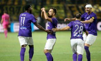 Europa League: Νίκησε αλλά αποκλείστηκε από τα πλέι οφ ο Άρης