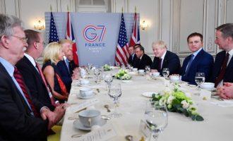 G7: Εμπόριο, οικονομία, Αμαζόνιος και Brexit στο επίκεντρο των συνομιλιών