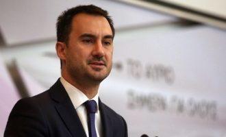 Χαρίτσης: Στουρνάρας και Ν.Δ. να απαντήσουν άμεσα για τη συνωμοσία κατά της Δικαιοσύνης
