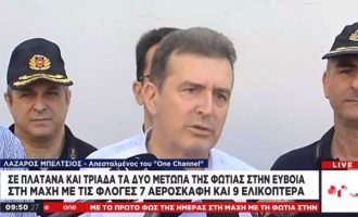 Ο Χρυσοχοΐδης έγινε «καλύτερος άνθρωπος» από τις δύσκολες καταστάσεις (βίντεο)
