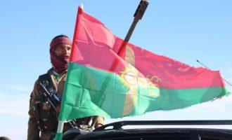 Κούρδοι ζωροαστριστές (YBŞ) συμμετέχουν σε κυνήγι τζιχαντιστών στο βορειοδυτικό Ιράκ