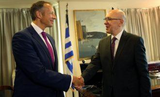 Η Ελλάδα πυλώνας σταθερότητας και περιφερειακός κόμβος φυσικού αερίου