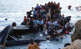 «Της έφυγε η μαγκιά» της ΝΔ: 114% αυξημένες οι ροές των προσφύγων σε σχέση με πέρυσι