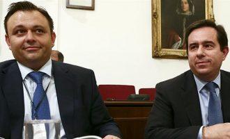 Μηταράκης-Κωνσταντίνου: Δεν ξέρουμε πότε θα δώσουμε τις εκκρεμείς επικουρικές συντάξεις και εφάπαξ