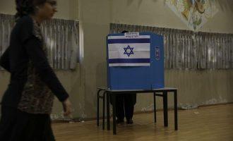 Τι δείχνουν τα exit poll για τις εκλογές στο Ισραήλ
