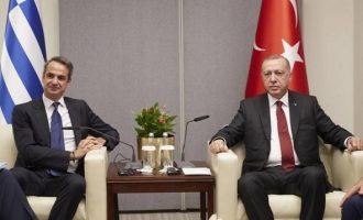 ΣΥΡΙΖΑ: Μετά τη συνάντηση με Μητσοτάκη στον ΟΗΕ ο Ερντογάν αποθρασύνθηκε – Τρία ερωτήματα