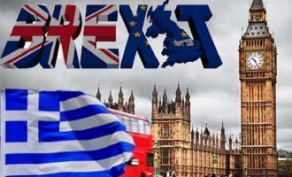 AFP: Γιατί η Ελλάδα φοβάται πολύ τις συνέπειες από το Brexit