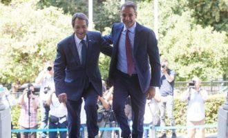 Μητσοτάκης: Διεθνώς απομονωμένη η Τουρκία – Η Ελλάδα στο πλευρό της Κύπρου