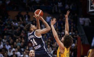 Μουντομπάσκετ: Η Ελλάδα έχασε από τη Βραζιλία (79-78) – Μοιραίος ο Σλούκας