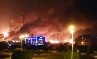 Τούρκος καθηγητής κατηγορεί τις ΗΠΑ για την επίθεση στην Aramco στη Σαουδική Αραβία