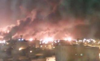 Το Ιράν απέρριψε ως «παράλογες» τις κατηγορίες Πομπέο ότι ευθύνεται για την επίθεση στην Aramco