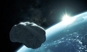 Αστεροειδής πέρασε «ξυστά» από τη Γη – Τελευταία στιγμή το κατάλαβε η NASA