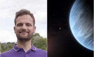 Έλληνας αστρονόμος επικεφαλής μιας σπουδαίας ανακάλυψης