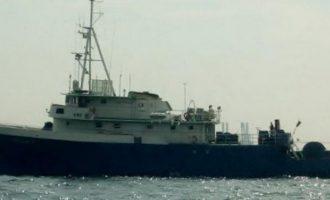 Το τουρκικό «Bilim 2» πραγματοποιεί έρευνες στην ελληνική ΑΟΖ στο Λύκιο Πέλαγος
