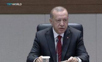 Νέα υστερία Ερντογάν κατά των ΗΠΑ για τους Κούρδους – Μάχες στη βορειοανατολική Συρία