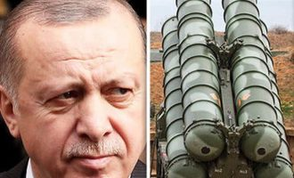 Οι Αμερικανοί «άδειασαν» (ξανά) τον Ερντογάν για τους S-400