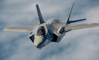 Οι ΗΠΑ πουλάνε F-35 στην Πολωνία έναντι 6,5 δισ. δολαρίων