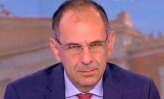 Ο Γεραπετρίτης διαβεβαιώνει ότι η κυβέρνηση δεν θα κάνει πίσω απέναντι στην Τουρκία