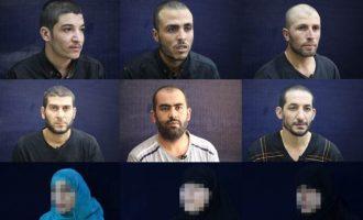 Εξαρθρώθηκε πυρήνας της οργάνωσης Ισλαμικό Κράτος με 18 μέλη στη Μανμπίτζ