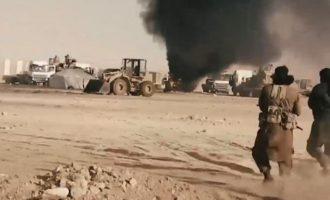Το Ισλαμικό Κράτος έστησε ενέδρα και σκότωσε στρατιωτικούς στο Σινά