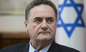 Ο ΥΠΕΞ του Ισραήλ υπέρ των διαδηλωτών στο Ιράκ