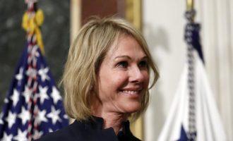 Η Κέλι Κραφτ ανέλαβε καθήκοντα πρεσβευτή των ΗΠΑ στον ΟΗΕ