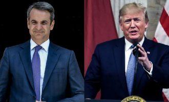 Ο Μητσοτάκης στον Λευκό Οίκο στις 7/1 – Ανακοινώθηκε η συνάντησή του με Τραμπ