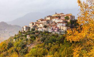 Περιφερειάρχης δίνει 700 ευρώ το μήνα για να ζήσετε σε ιταλικό χωριό